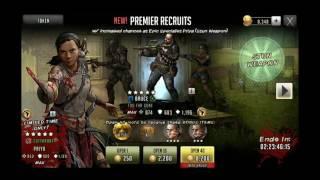 Walking Dead: Road To Survival - Epic Confuse Priya - 40 Pack Opening + 2 Helmet Token Openings!!