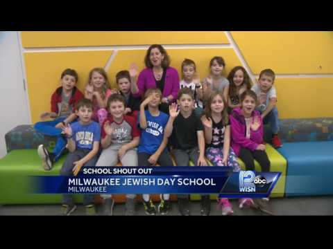 10/20 Shout-Out: Milwaukee Jewish Day School