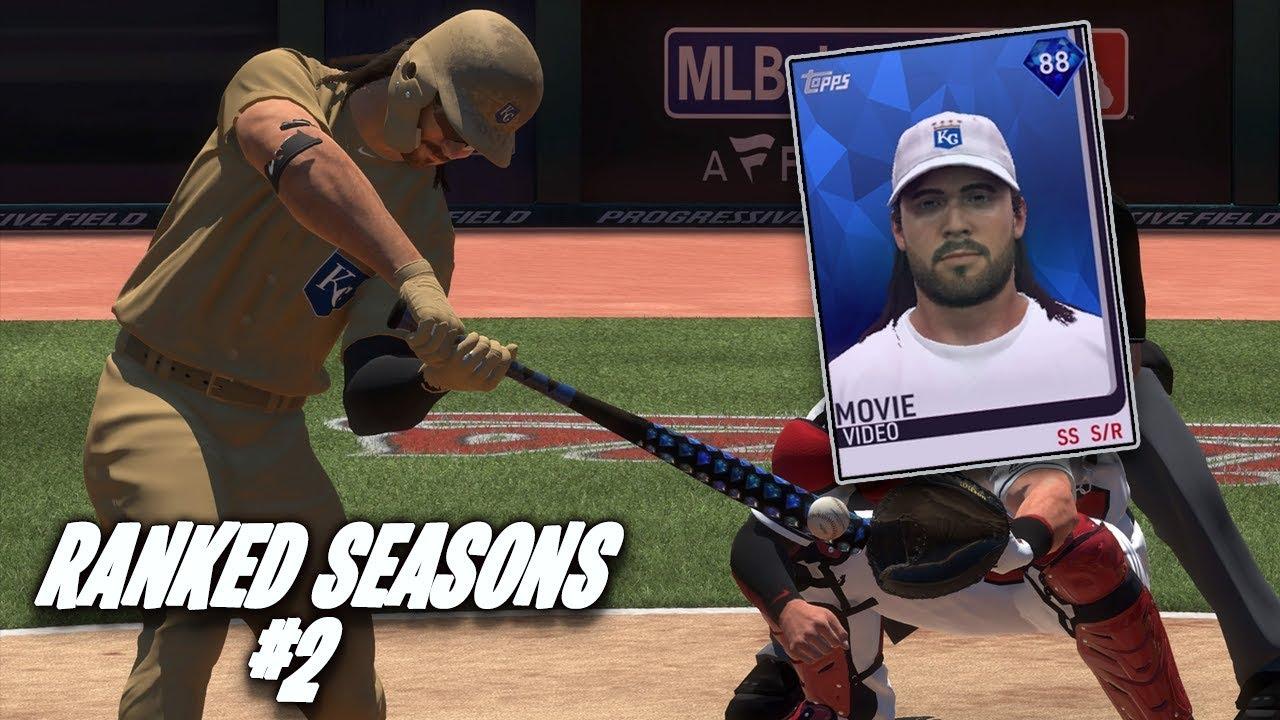Ranked Seasons (25-3 vs  21-6) MLB The Show 19 Diamond Dynasty