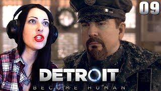 DETROIT: BECOME HUMAN Walkthrough Part 9 - Can