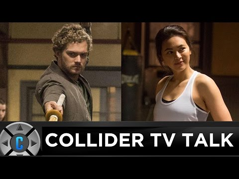 New Iron Fist Photos, Golden Globe Nominations - Collider TV Talk