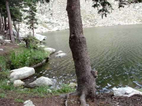 Lake Katherine, Pecos Wilderness, Santa Fe, New Mexico