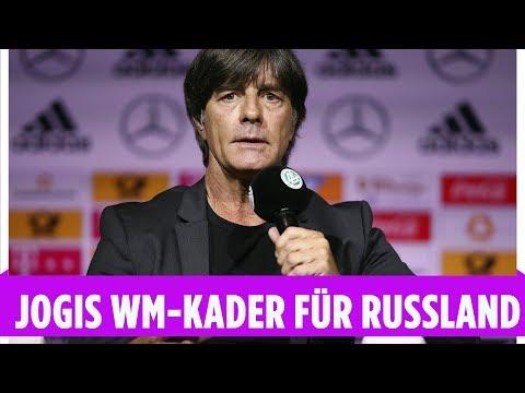 Löw streicht Mario Götze aus WM-Kader   Das sind die nominierten Spieler für Russland