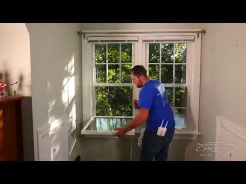 Replacement Window Installation and Process