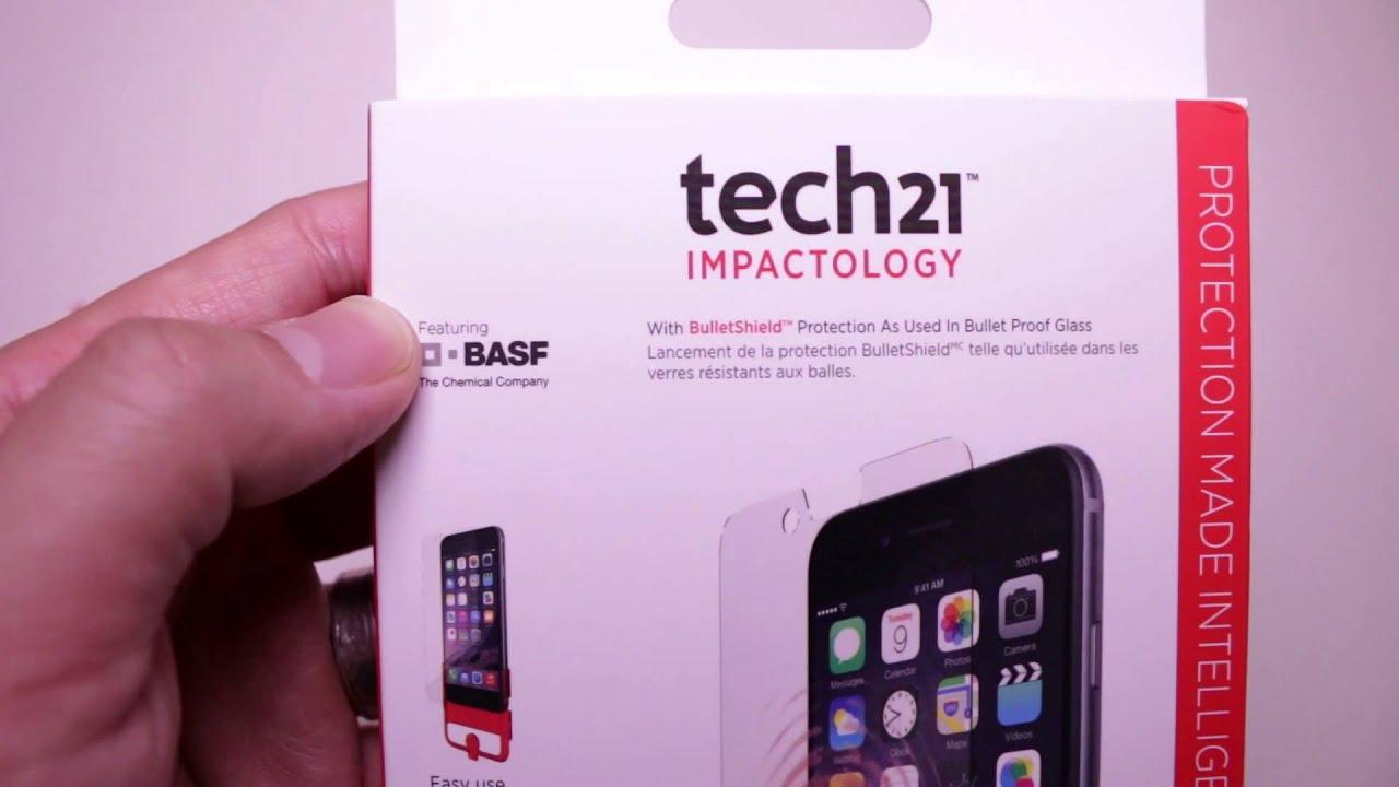 purchase cheap dd40b aa618 Super fast healing? Tech 21 Impact Shield:Self Heal Review - iPhone 6/6 Plus