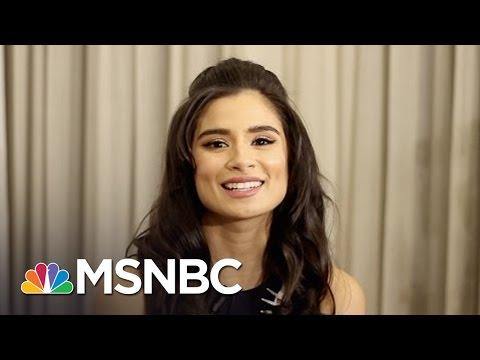 OITNB Star Diane Guerrero Sets Record Straight On Immigration | MSNBC