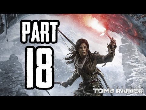 ► Rise of the Tomb Raider | #18 | Skyrim armor! | CZ Lets Play / Gameplay [1080p] [PC]