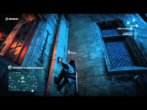 Assassins creed unity HD Español PS4, proemio
