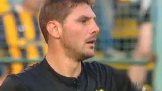 Atajada de Sara a Ruben - Rosario Central 0-1 Boca - Torneo de Primera 2015