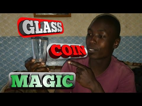 How can coin pass through Glass