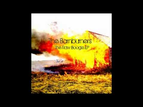 The Barnburners - The Rawboogie - Full (EP)