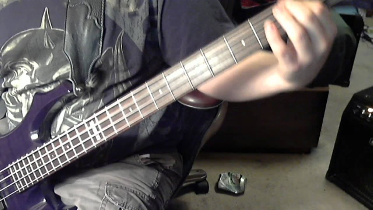 Threshold bass cover