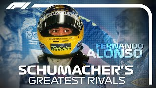 Schumacher's Greatest Rivals: Fernando Alonso