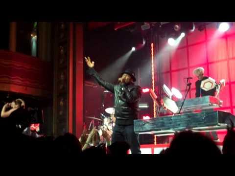 Bang Bang Bang -  Mark Ronson Live @ Webster Hall NYC