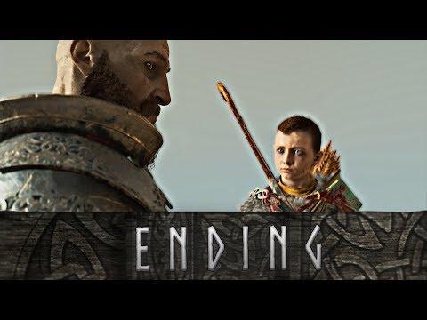 God of War - Ending + Final Boss and Secret Scene