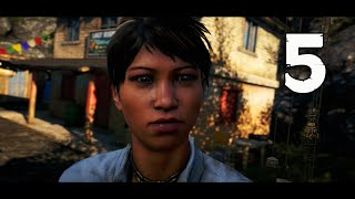 Far Cry 4 Gameplay Walkthrough Part 5 - Hunt Or Be Hunted