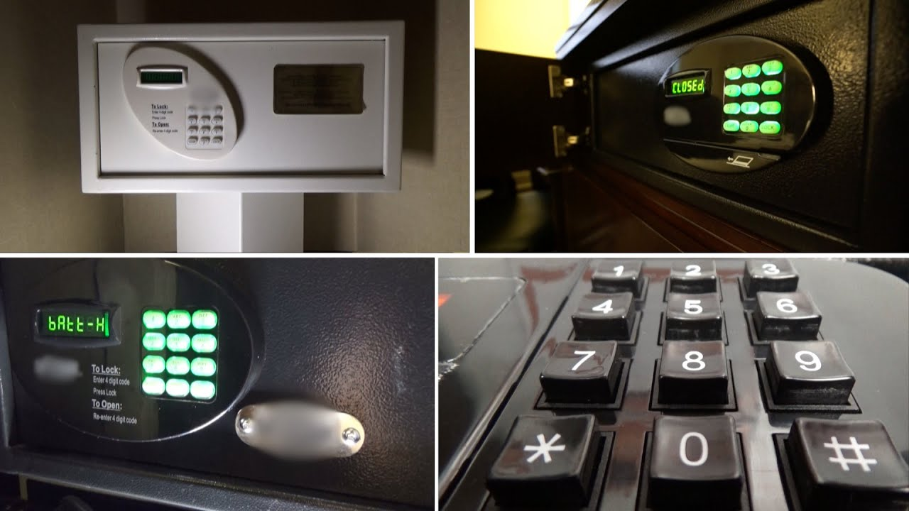 Hotel Room Security Devices: Don't Use the Hotel Safe: Do