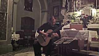 BRUNO MADERNA - Serenata per un Satellite - Guitar: SERGIO SORRENTINO