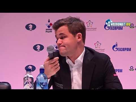 King Salman World Rapid And Blitz Championships 2018. Magnus Carlsen