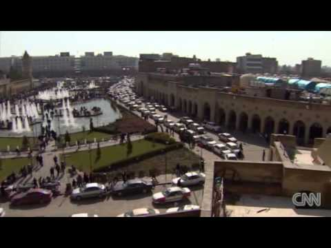 CNN Market Place Middle East on Erbil -- Kurdistan Region of Iraq