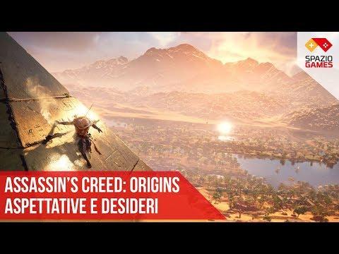 Assassins Creed: Origins, tre elementi per la rinascita del brand
