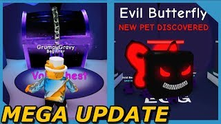 Huge Update!! Trading! Void Chest! New Nightmare Eggs! Roblox Bubble Gum Simulator