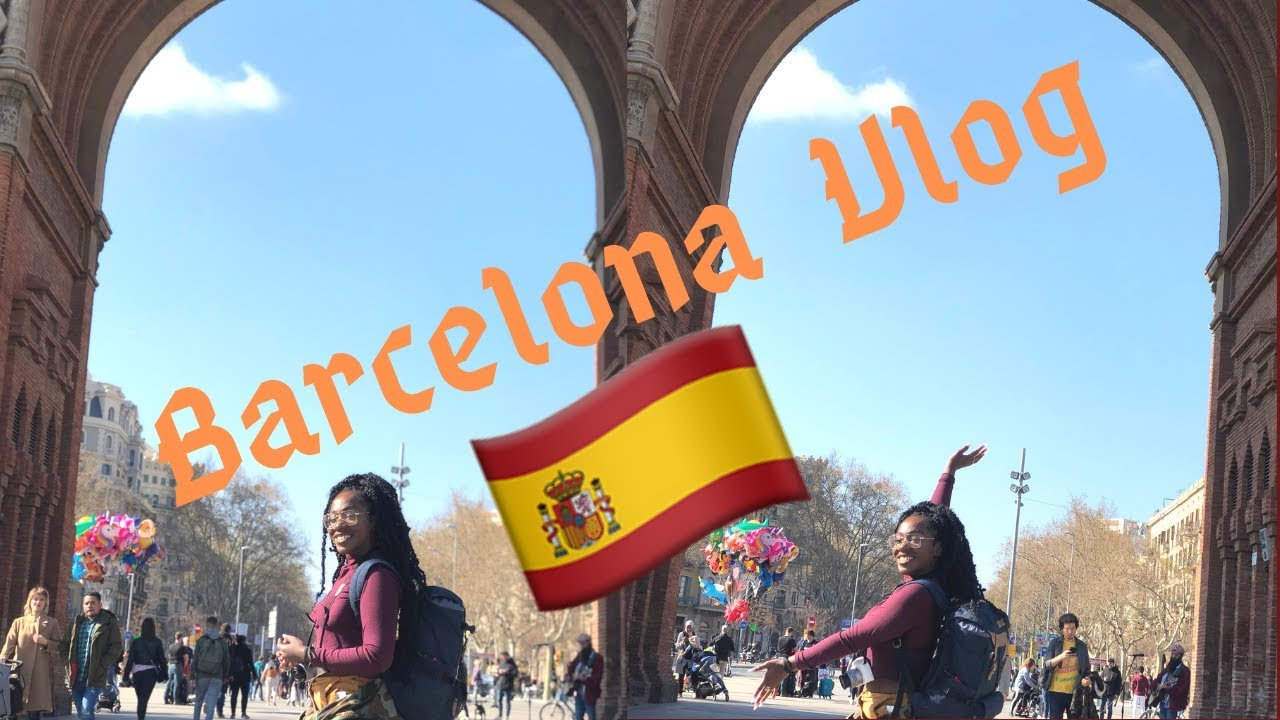 My Slightly Negative Experience In Barcelona, Spain Vlog | Solo 10 Day Europe Trip Part 2