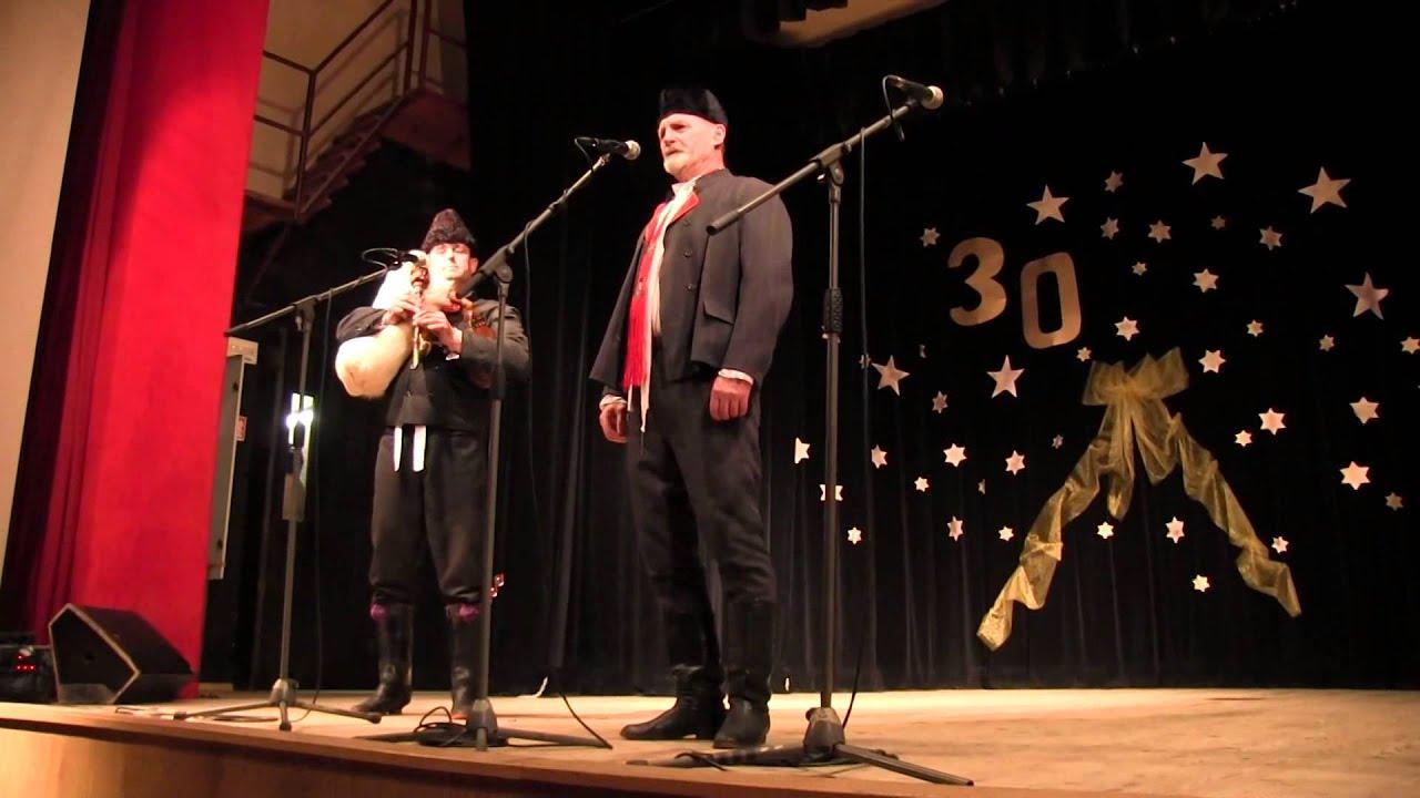 BŘECLAV-Dětský folklorní soubor Břeclavánek slavil třicetiny 5.