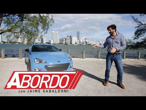 Subaru BRZ 2015 Prueba A Bordo Full