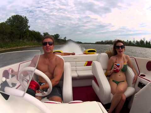 Missouri River Boating - 2012