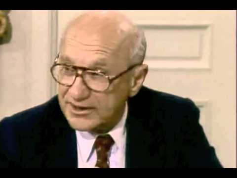 Milton Friedman - Too Many Laws