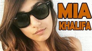 TOP 10 STRANGE FACTS ABOUT MIA KHALIFA