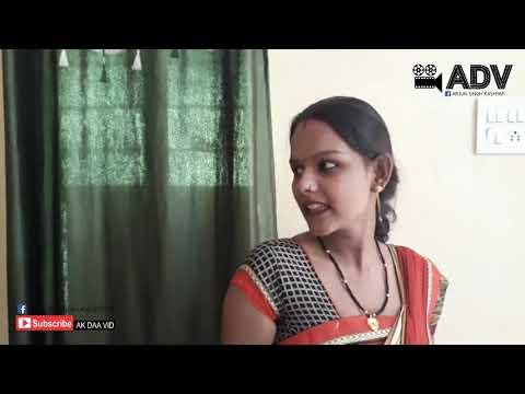Husband & Wife ki comedy video.....