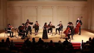 Esme Arias-Kim performs Vivaldi's Winter