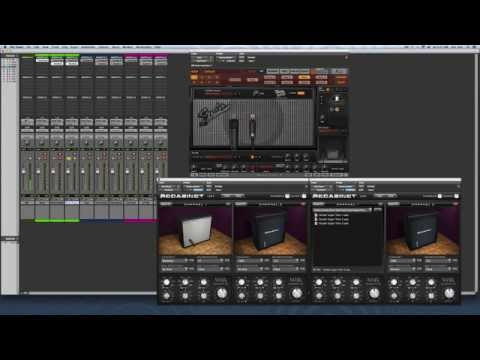 Simulating Guitar Cabinets with Rosen Digital Impulse Responses