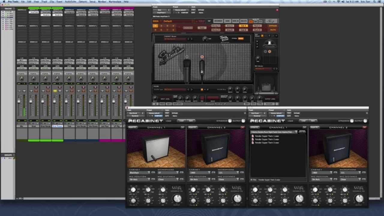Simulating Guitar Cabinets with Rosen Digital Impulse Responses ...