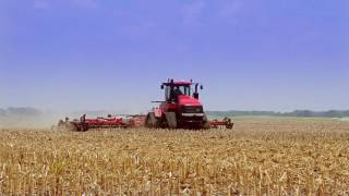 Case IH Steiger Quadtrac: 20 Years of Track Technology Used Around The World