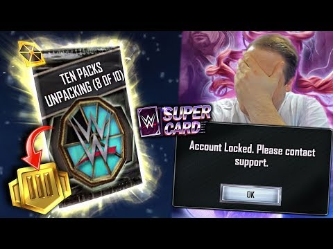 I COULD BE IN SERIOUS TROUBLE IF THIS IS TRUE.. | WWE SuperCard Season 6