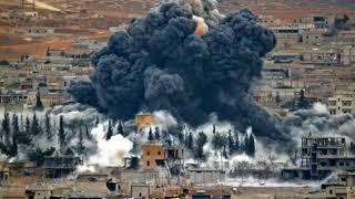 Войска США в Сирии уничтожили российских наемников воевавших на Донбассе против Украины.