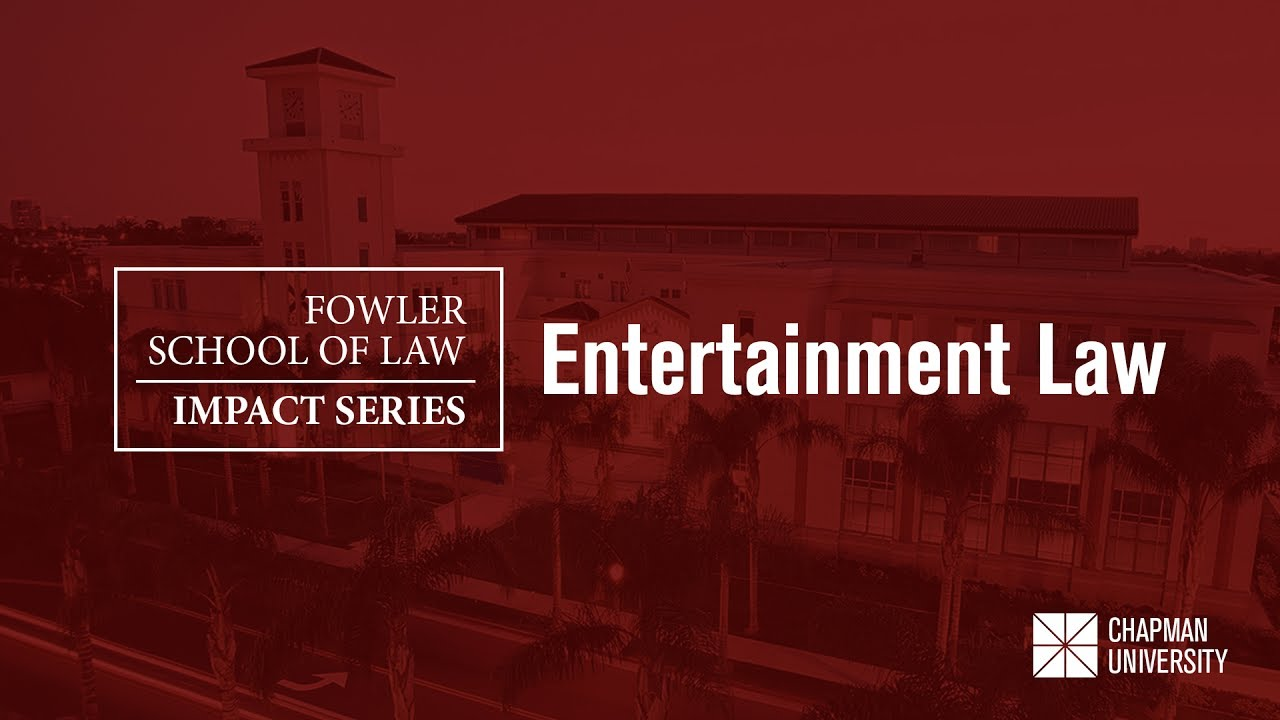 entertainment law Entertainment law specialization ‌the master of laws (llm) with a specialization in entertainment law is designed to give jd graduates with at least three years of post-jd experience the opportunity to take advanced coursework in this practice area.