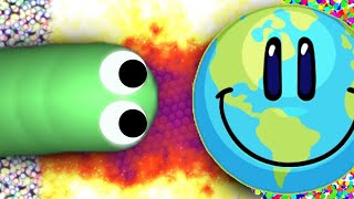SLITHER.io Vs AGAR.io - (iTunes & Google Play Codes Giveaways LIVE!)