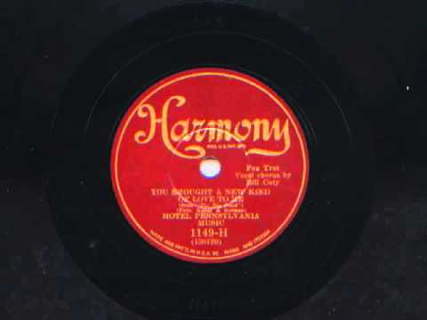 You Brought A New Kind Of Love To Me by Hotel Pennsylvania Music, 1930