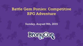 Battle Gem Ponies: Competitive RPG Adventure