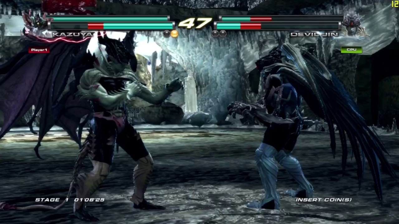 Ps3 Emulator Rpcs3 Tekken Tag Tournament 2 Prologue Ingame Ogl
