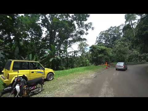 Malaysia: Driving from Cameroon Highlands to Penang island