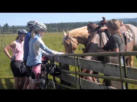 Bicycle Tourism Profile: From Hunting Lodge to Bicycle Tours - The Treo Ranch Story