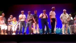 Peak City Singers 2016 Wake County Senior Games