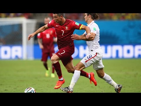 Cristiano Ronaldo ● All Skills FIFA World Cup 2014 ● ||HD||