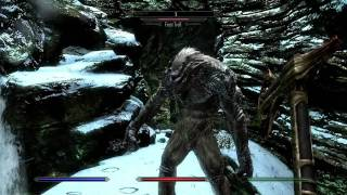 The Elder Scrolls V: Skyrim - Demo Part 2