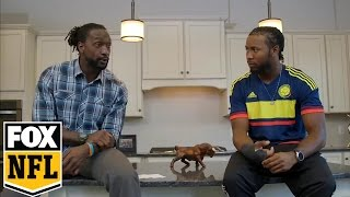 Josh Norman offers his insight on the latest Odell Beckham Jr. outburst | FOX NFL SUNDAY